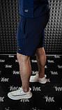 Шорты мужские - бежевый цвет на шнурке/2 цвета в наличии, фото 5