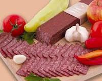 Колбаса Салями salám Vijofel Lovecky ловецка 1кг салями из оленины 1шт- 500 гр 98 грн