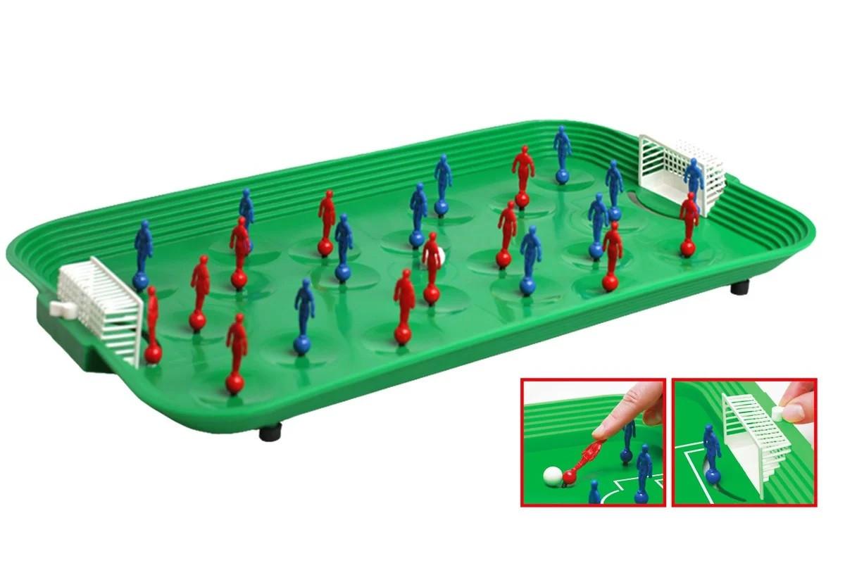 Настільна гра ТехноК Суперфутбол в коробці 0946
