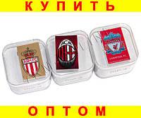 Mp3 плеер Логотип футбольных команд
