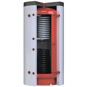 Теплоаккумулятор KRONAS с теплообменником ТА1.800