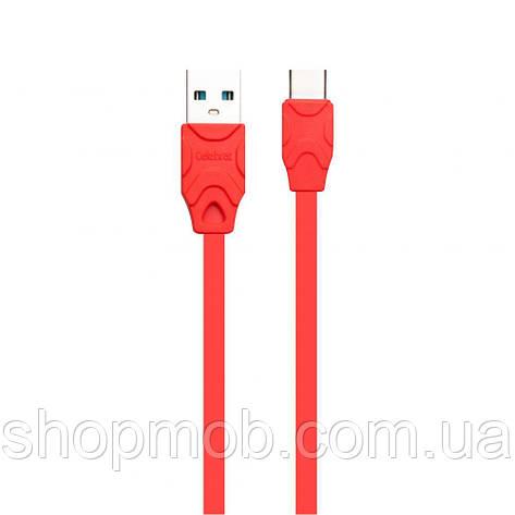USB Celebrat CB-02t Type-C Цвет Красный, фото 2