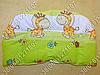 Детская подушка в коляску для новорожденных (разные цвета), фото 2