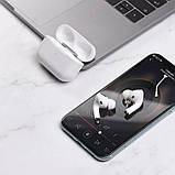 Беспроводные Bluetooth наушники AirPods Pro люкс копия 1 в 1, наушники для айфона, фото 3