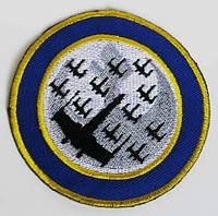 Нашивка патч Х-крылая эскадрилья