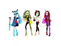 "Кукла Monster High ""Причудливый маскарад"", 4 вида"