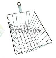 Корзина велосипедная навесная передняя (металл) KL