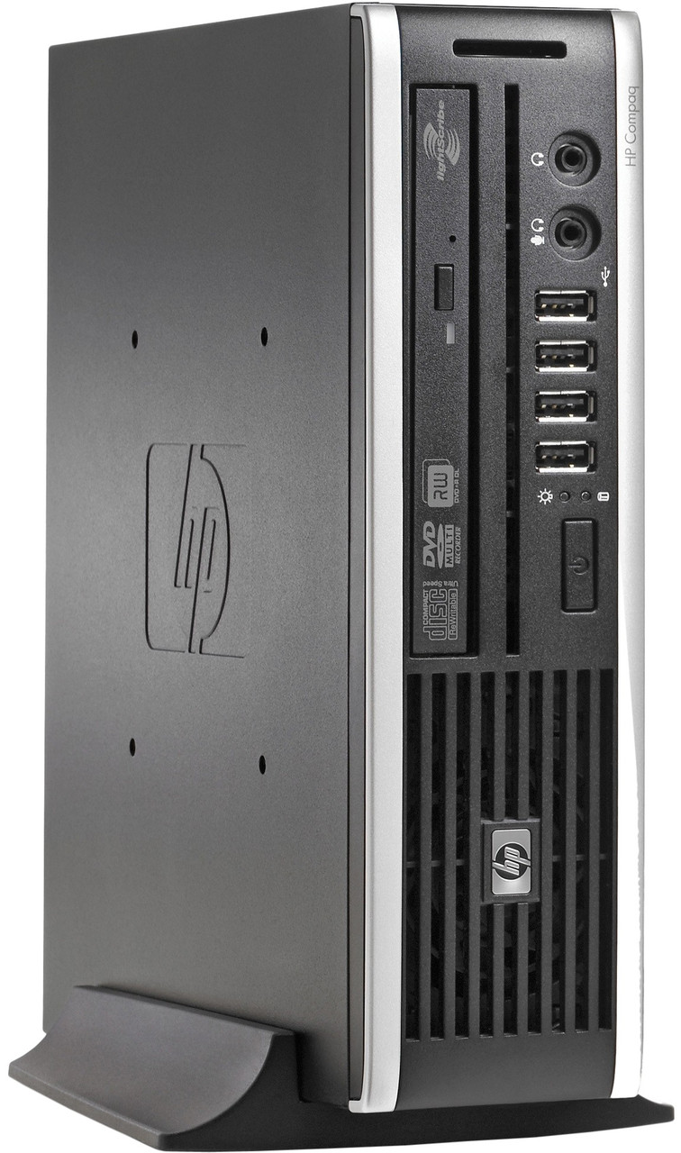 Системный блок HP Compaq 8300 Elite usdt-Core-i5-3470s-2,90GHz-4Gb-DDR3-HDD-320Gb-DVD-R+AMD HD 7650A