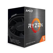 AMD Ryzen 5 5600X (3.7 GHz 32MB 65W AM4) Box (100-100000065BOX)