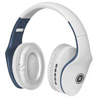 Наушники Defender FreeMotion B525 Bluetooth White-Blue (63526)