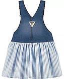 Детский джинсовый сарафан с пышной юбкой ОшКош для девочки, фото 2