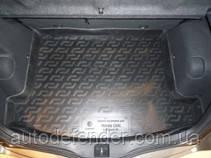Коврик в багажник для Honda Civic 2006-2011 5D hatchback, резино-пластиковый (Lada Locker)