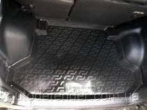 Коврик в багажник для Honda CR-V II 2002-2006, резино-пластиковый (Lada Locker)