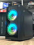 Игровой компьютер Basis  Intel Core i3-10100f RAM 16GB SSD 120GB +HDD 1TB PCI GTX 1060 3GB, фото 4