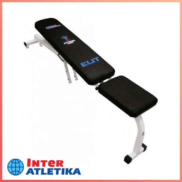 Скамья для жима Inter Atletika Элит ST001.8