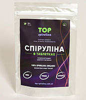 ТОП-Спіруліна (з озера Ченхай) у таблетках на вагу, ціна за 100 г