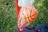 Стойка баскетбольная детская м SBA S881G, фото 5