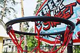 Стойка баскетбольная детская 2,25м SBA S881R, фото 6