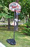Стойка баскетбольная детская 2,25м SBA S881R, фото 8