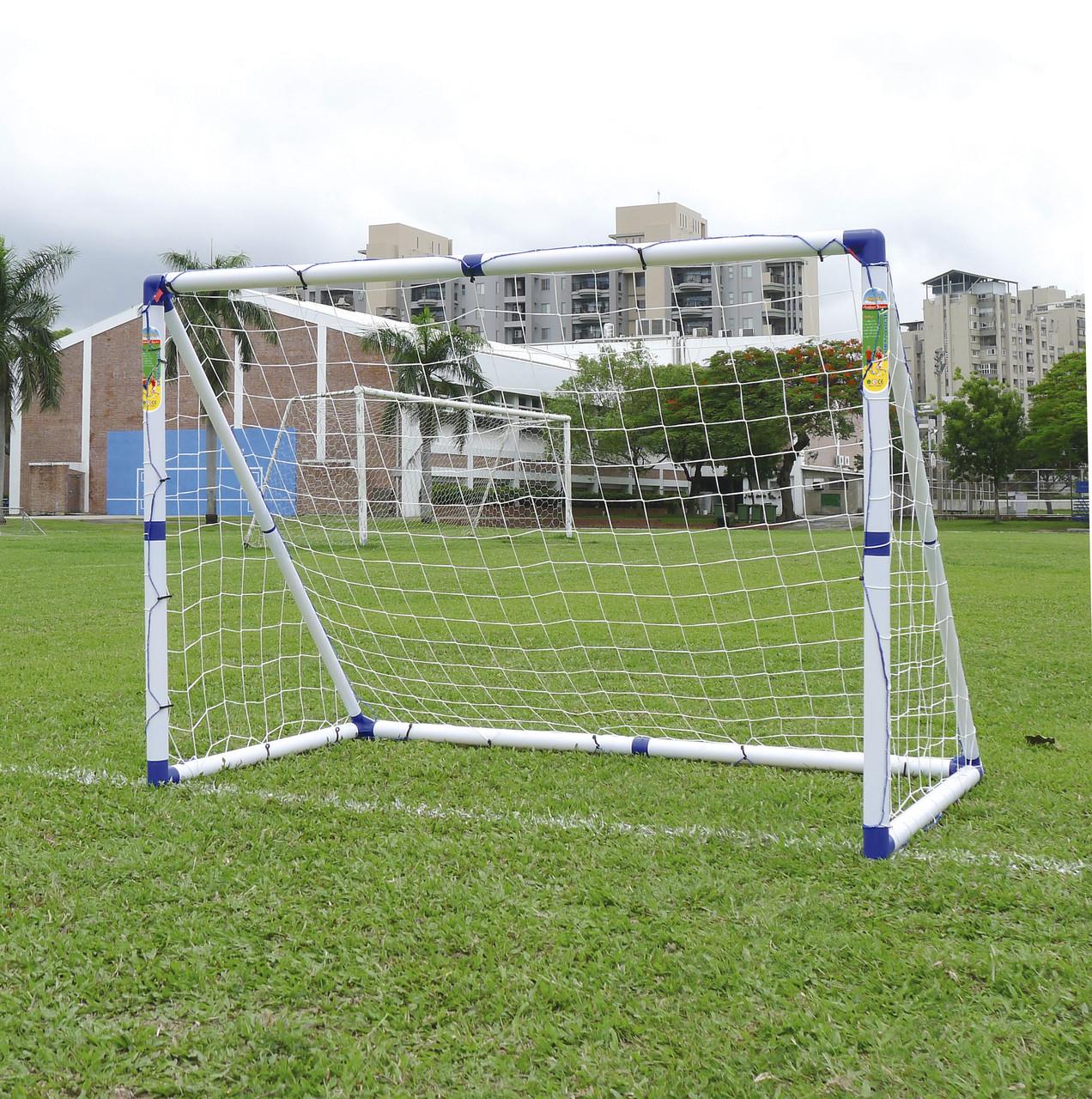 Ворота футбольные 2 в 1 Outdoor-Play JC-7180T