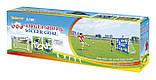 Ворота футбольные 2 в 1 Outdoor-Play JC-7180T, фото 4