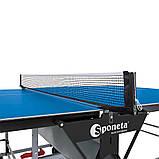 Стол теннисный Sponeta S3-47e, фото 4