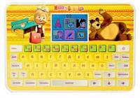Развивающий планшетный компьютер Маша и Медведь