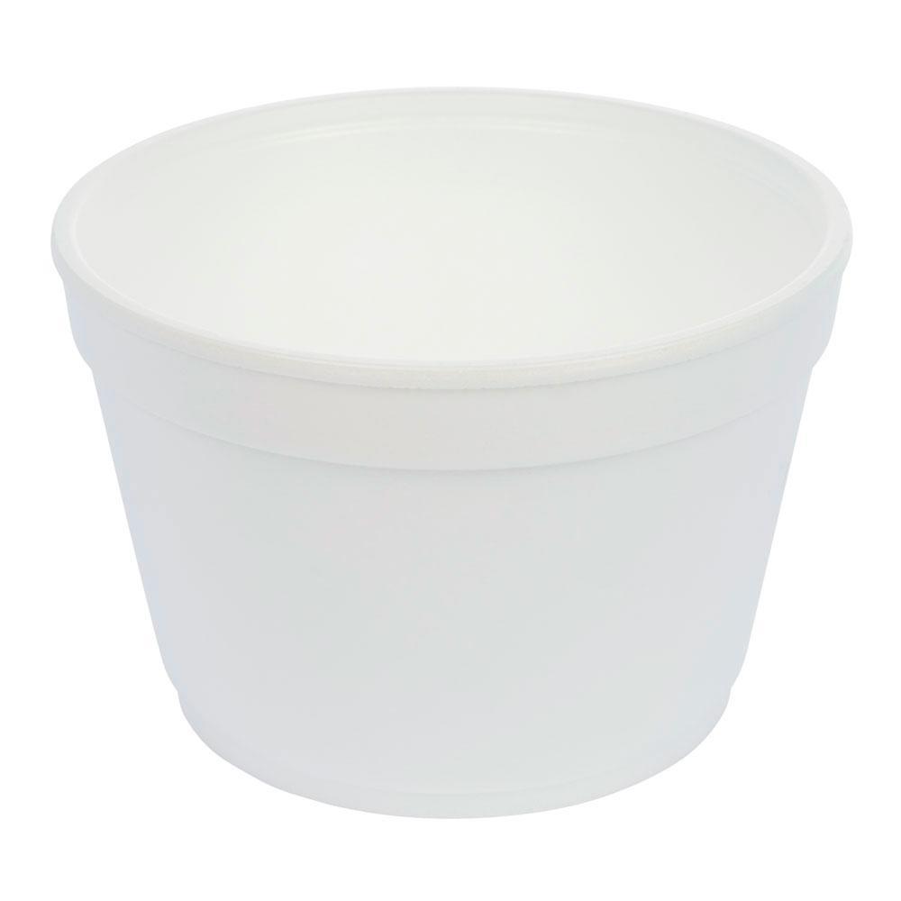 Одноразовая емкость для супа 500мл, 25 шт/уп