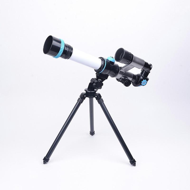 Телескоп дитячий зі штативом в коробці C2153