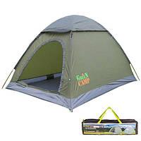 Палатка двухместная Green Camp 3005 (GC3005)