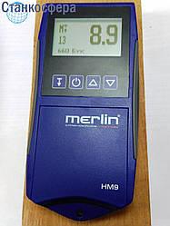 Бесконтактный влагомер Merlin для измерения влажности древесины HM9-WS25, 40, 25