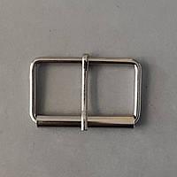 Пряжка литая 50 мм никель