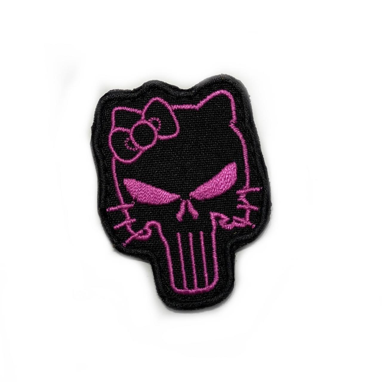 """Шеврон """"Кіті-Каратель"""" Punisher Kitty"""