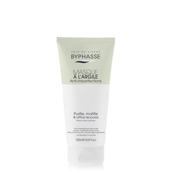 Byphasse Masque A L'Argile Anti-imperfections Clay Mask Маска для лица маска 150 мл