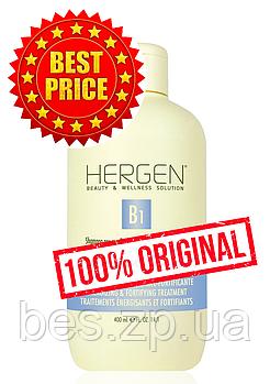 Шампунь для ослабленных, окрашенных и завитых волос Hergen B1 400 мл