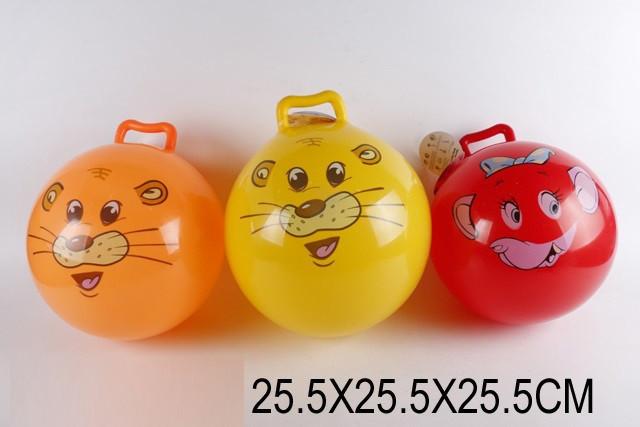 М'яч гумовий гиря 25,5 см G10027