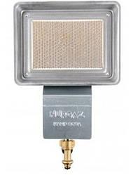 Газова пальник-обігрівач інфрачервоного випромінювання Nurgaz 1.5 кВт з редуктором