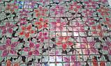 Керамическая плитка Декор мозаичный Танец цветов DT26, фото 6