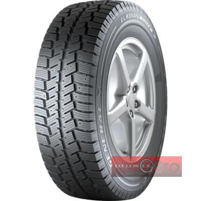 General Tire Eurovan Winter 2 185 R14C 102/100Q (шип)