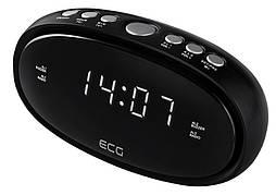 Радиочасы ECG RB 010 Черный
