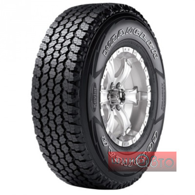 Goodyear Wrangler All-Terrain Adventure 245/70 R16C 111/109T OWL