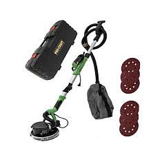 Машина шлифовальная Procraft EX1050 E для стен и потолка в чемодане