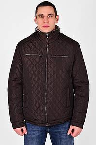 Куртка мужская еврозима коричневая AAA 127286P