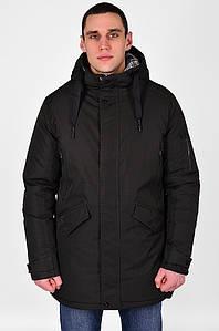 Куртка мужская полубатал зима хаки C&R 126627P