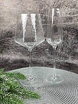 Бокал для шампанского OLens Прозрачная бирюза FD001-1 250 мл, фото 2