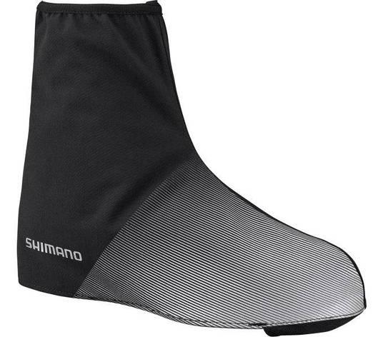 Бахіли Shimano Waterproof, чорні, розм. 42-44, фото 2