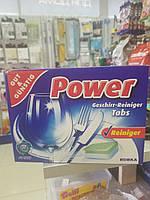 Таблетки для мытья посуды в посудомоечной машины G&G Power 60 таб.