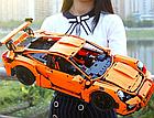 Конструктор Technics Porsche 911 GT3 RS, LEPIN 3368 техник спортивная машина Порше 2728 деталей, фото 7
