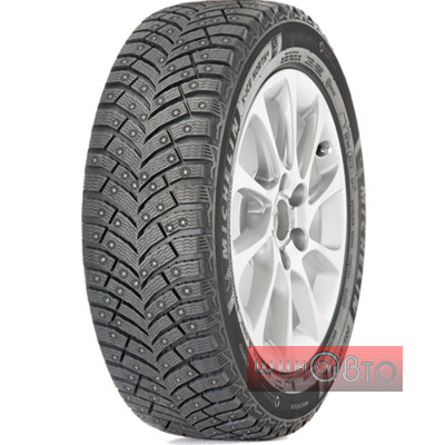 Michelin X-Ice North 4 225/55 R17 101T XL (шип)