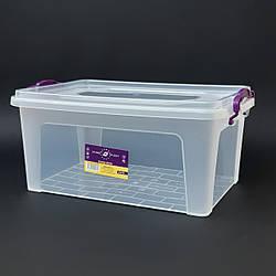 Контейнер харчовий пластиковий Stars Plast 5,5 л (94006)